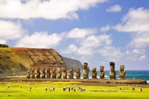 Chile Reisen zur Osterinsel