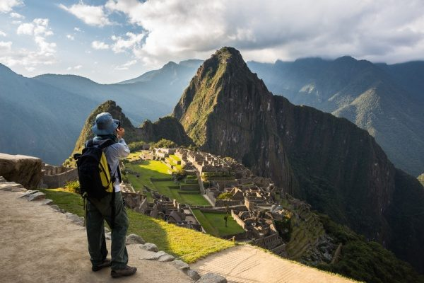 Inka Trail in Peru