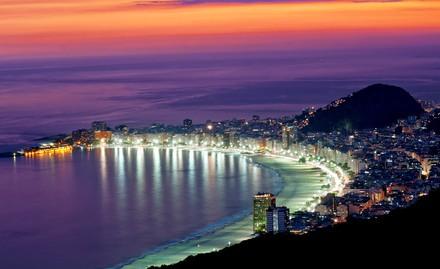 Brasilien Reisen Rio Strand