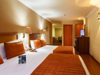 Hotelzimmer Cuenca Ecuador