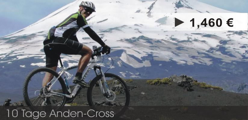 Südamerikareise mit Mountainbike Anden