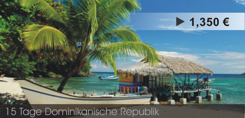 Reiseveranstalter Dominikanische Republik