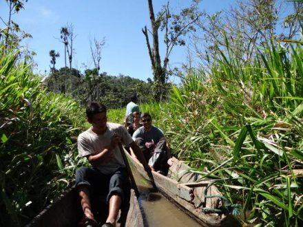 kanu amazonas tour