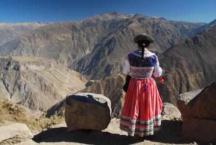 Indianer In Südamerika