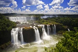 Iguazu Wasserfälle - Höhepunkt auf Brasilien Reisen
