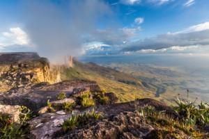 Roraima Tafelberg in der Gran Sabana