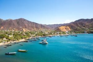 Tanganga Karibikküste Kolumbien Reisen