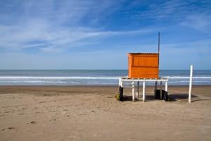 Strand bei einer Uruguay Reise
