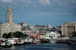Uruguay Reisen - Hauptstadt Montevideo
