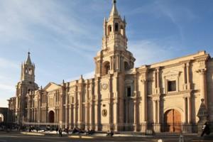 Perureise nach Arequipa