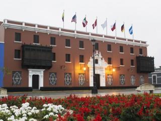Peru Reisen Hotel Trujillo