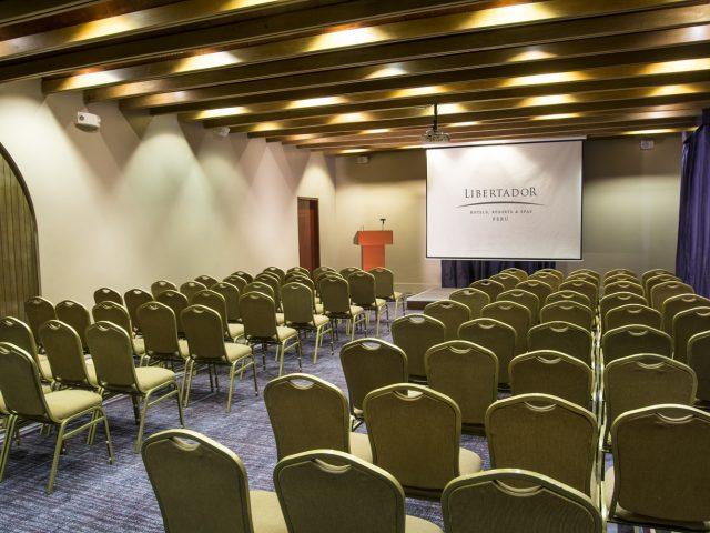 Hotel Libertador Trujillo Peru Konferenz