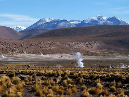 Südamerikareisen Atacama