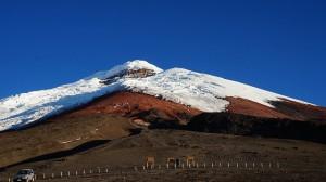die Anden in Ecuador