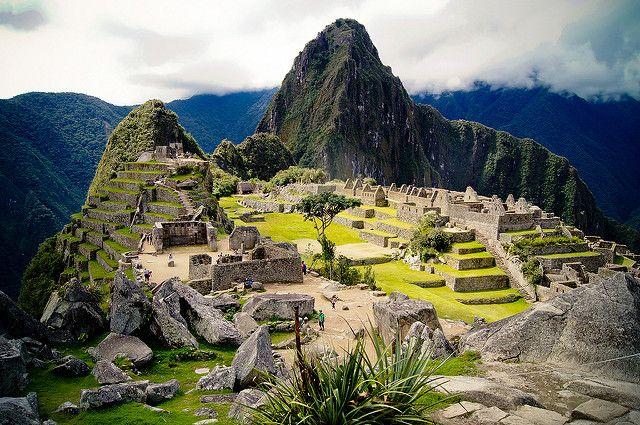 Inka Trail in Peru 6