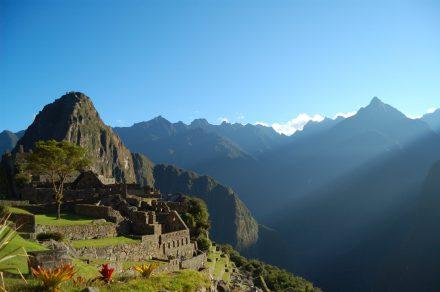 Machu Picchu Reisezeit 3