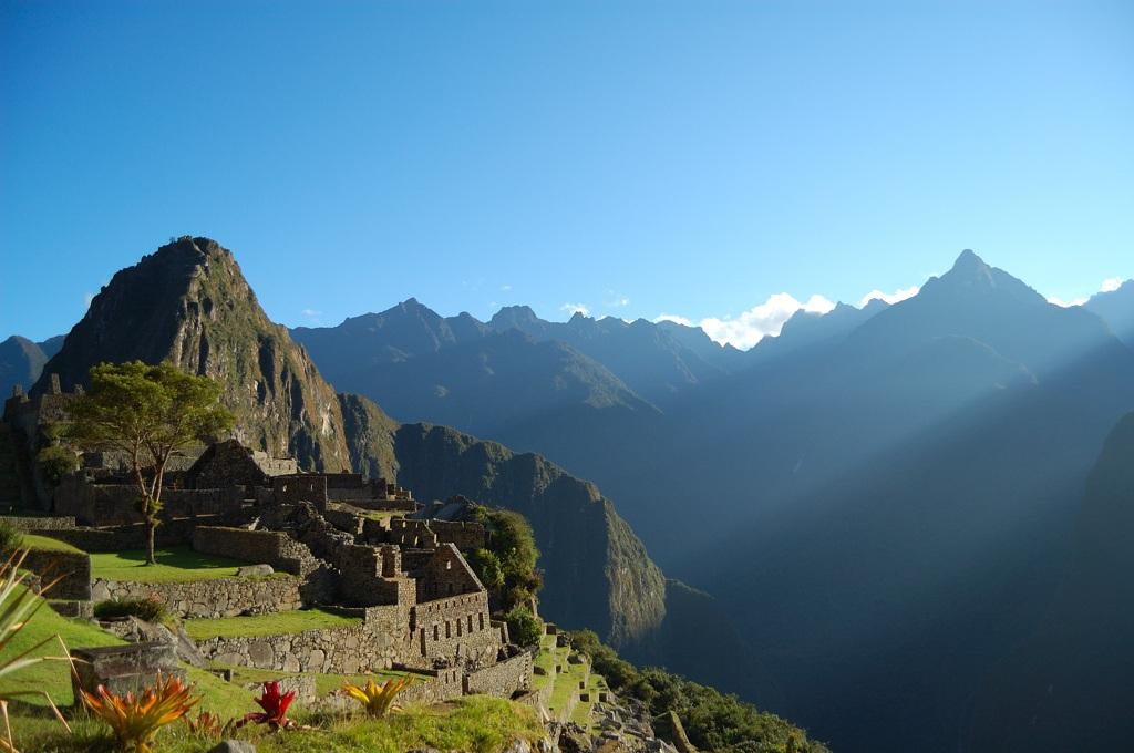 Machu Picchu Reisezeit 1