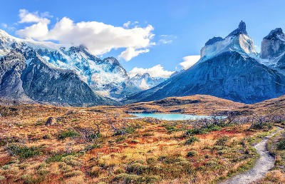 5 Tage Nationalpark Torres del Paine W Trek 6