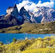 5 Tage Nationalpark Torres del Paine W Trek 1