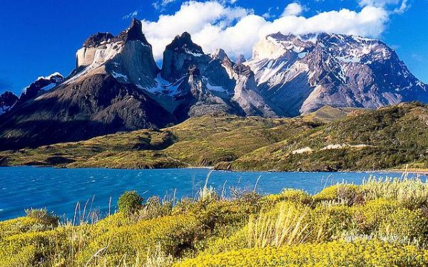 5 Tage Nationalpark Torres del Paine W Trek 5