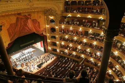 Oper in Buenos Aires