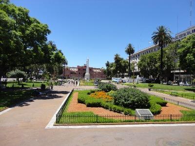 25 de Mayo in Buenos Aires