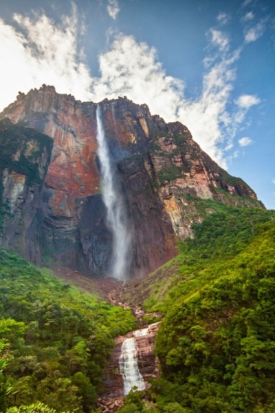 Südamerika Sehenswürdigkeiten - Salto Angel