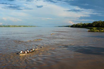Amazonasgebiet um Leticia