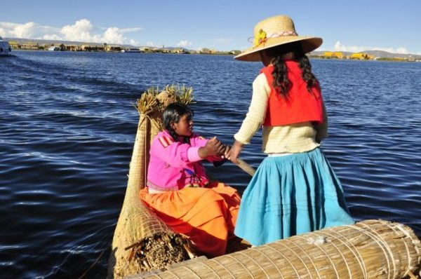 Tour Zum Titicacasee-Puno 1