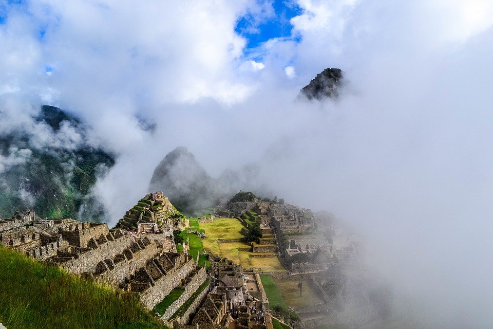 Inka Trail in Peru 18