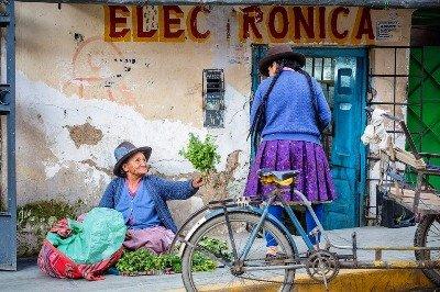 Leben in Peru