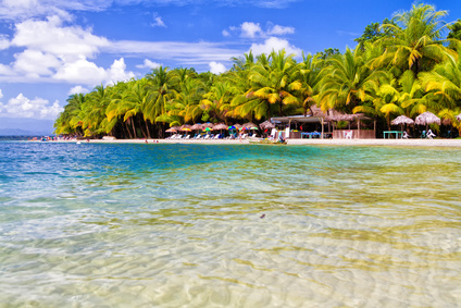 Bocas Del Toro Segeltörn 7