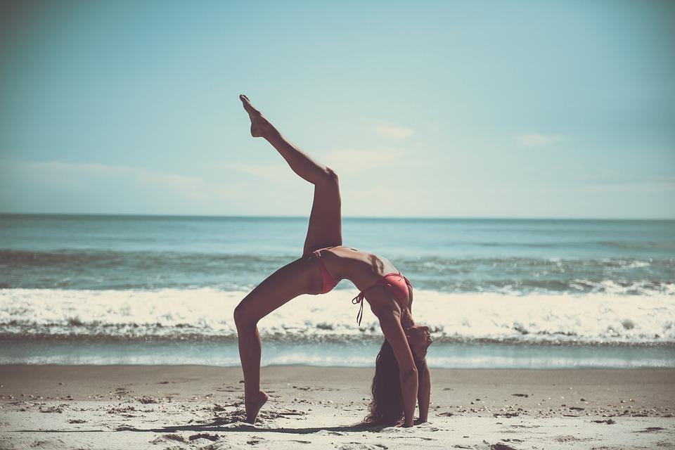 Yoga in Südamerika
