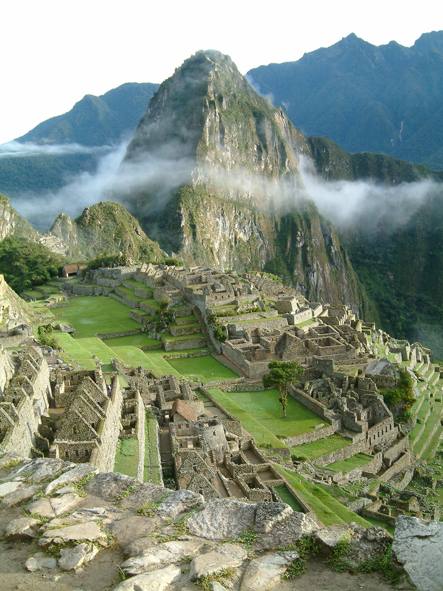 Inka Trail in Peru 4