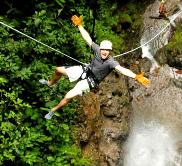 Abenteuer Costa Rica 1