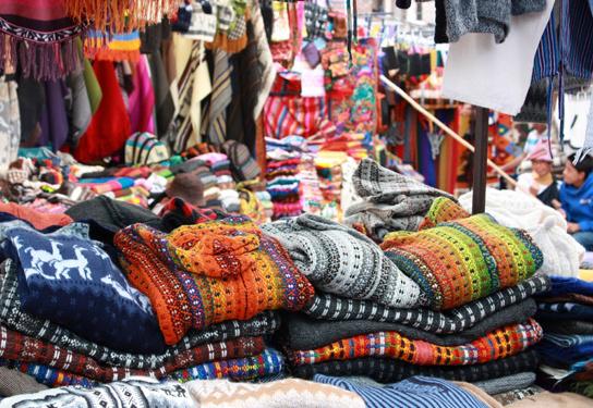 Indigene Märkte 4