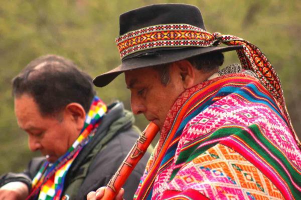 Die Nachkommen der Inka in Chile 5