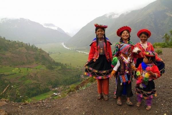 Auf den legendären Pfaden der Inka 4