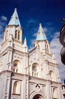 Kirchen und Klöster in Südamerika
